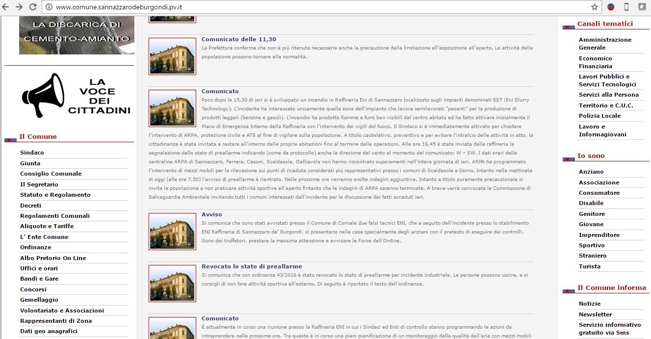 sito-comune